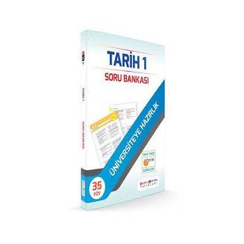 TYT Tarih Soru Bankası 35 Föy Farklı Sistem Yayınları