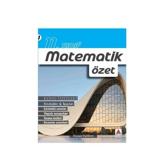 11. Sınıf Matematik Özet Delta Kültür Yayınları