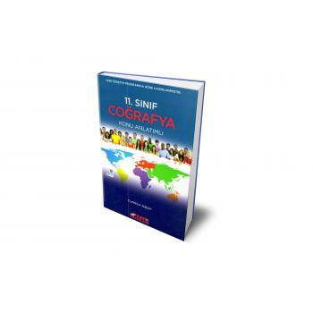 11. Sınıf Coğrafya Konu Anlatımlı Esen Yayınları