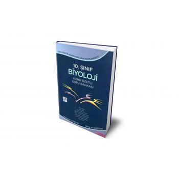10. Sınıf Biyoloji Konu Özetli Soru Bankası Esen Yayınları