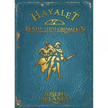 Hayalet Benim Adım Grimalkin Wardstone Günlükleri 9. Kitap Tudem Yayınları