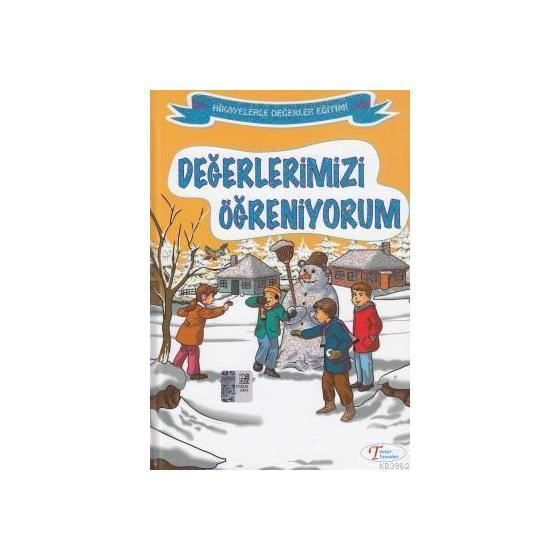 Değerlerimizi Öğreniyorum  FERZENDE TANIŞIR  Özel Eğitim Kitapları  Tanışır Yayıncılık