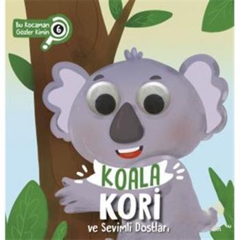 Koala Kori ve Sevimli Dostları Sincap Kitap