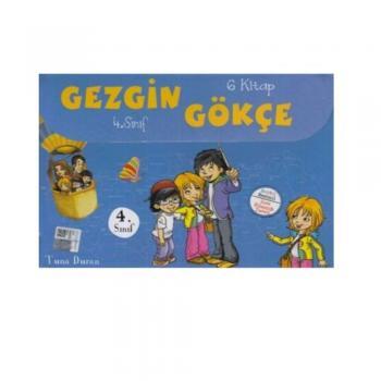 Gezgin Gökçe 4. Sınıf 6 Kitap Pinokyo Yayınları