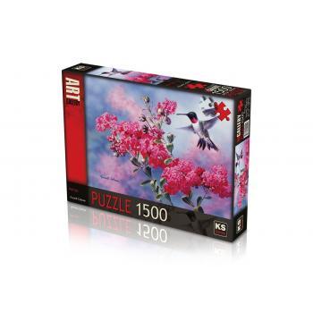 Ks Games 1500 Parça Puzzle Merops 22010