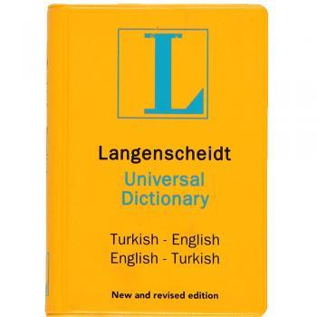 Langenscheidt İngilizce Türkçe Cep Sözlüğü Altın Kitaplar Yayınları