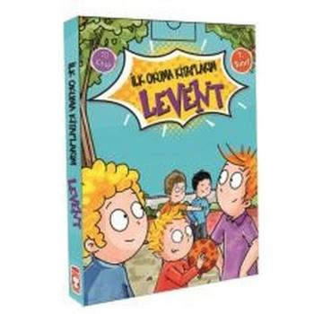 Levent İlk Okuma Kitaplarım Set 10 Kitap Timaş Çocuk 1.sınıf