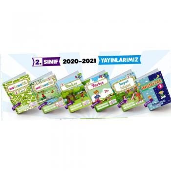 MAVİDENİZ 2 SINIF 2020-2021 YAYINLARIMIZ YENİ