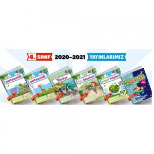 MAVİDENİZ 4 SINIF 2020-2021 YAYINLARIMIZ  YENİ