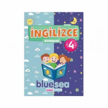 4. Sınıf İNGİLİZCE Etkinliklerle Çalışma Yaprakları Mavi Deniz Yayınları
