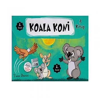 Koala Koni 2. Sınıf 8 Kitap Pinokyo Yayınları