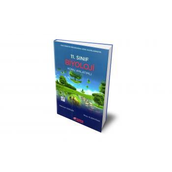 11. Sınıf Biyoloji Konu Anlatımlı Esen Yayınları