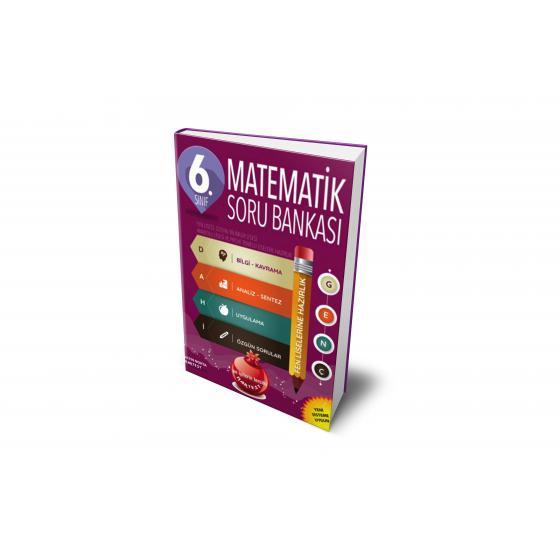 6. Sınıf Dahi Genç Matematik Soru Bankası Fen Liselerine Hazırlık