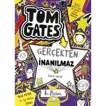 Tom Gates Gerçekten İnanılmaz Tudem Yayınları