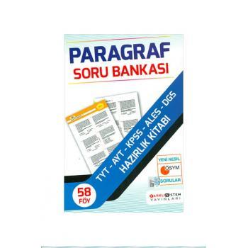Paragraf Soru Bankası Farklı Sistem Yayınları