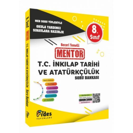 8. Sınıf Mentor T.C. İnkilap Tarihi ve Atatürkçülük Fides Yayınları