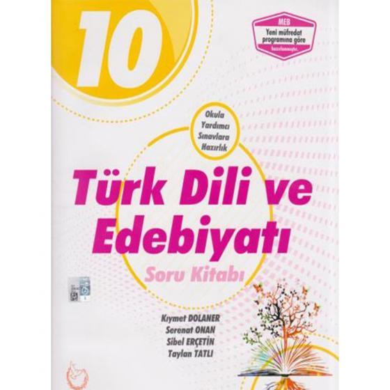 10. Sınıf Türk Dili ve Edebiyatı Soru Kitabı Palme Yayıncılık YENİ