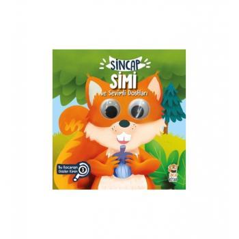 Sincap Simi ve Sevimli Dostları - Bu Kocaman Gözler Kimin ? 3