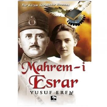 Mahrem-i Esrar - Yusuf Eren - Çınaraltı Yayınları