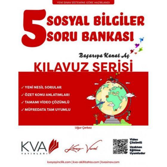 5. Sınıf Sosyal Bilgiler Kılavuz Serisi Soru Bankası Koray Varol Akademi