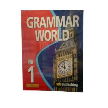 GRAMMER WORLD 1 INTERACTIVE WHİTEBOARD SOFTWARE YDSPUBLİSHİNG