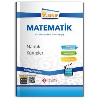 9. Sınıf Matematik Modüler Set Sonuç Yayınları