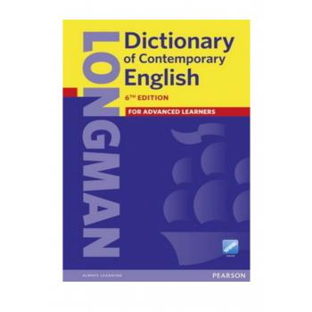 Longman Dictionary of Contemporary English Pearson Higher Education