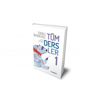 1. Sınıf Tüm Dersler Soru Bankası Tudem Yayınları