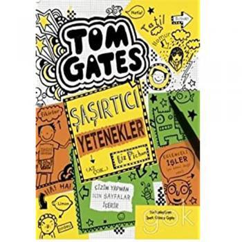 Tom Gates - Şaşırtıcı Yetenekler Tudem Edebiyat