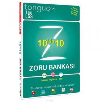 8. Sınıf LGS 10 da 10 Zoru Bankası Tonguç Akademi