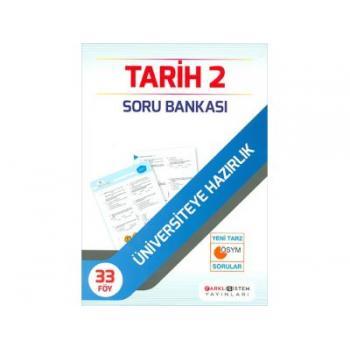 Farklı Sistem Tarih 2 Soru Bankası 33 Föy