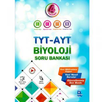 TYT AYT 4 Adımda Biyoloji Soru Bankası Başarıyorum Yayınları