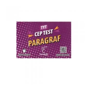 TYT Cep Test Paragraf Karekök Yayınları