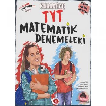 TYT Matematik Denemeleri Video Çözümlü Karaağaç Yayınları
