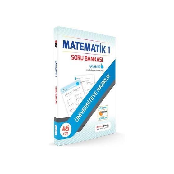 TYT Matematik Soru Bankası Farklı Sistem Yayınları