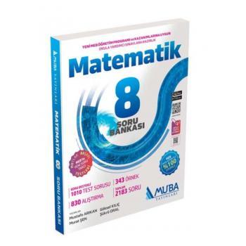 8. Sınıf Matematik Soru Bankası Muba Yayınları