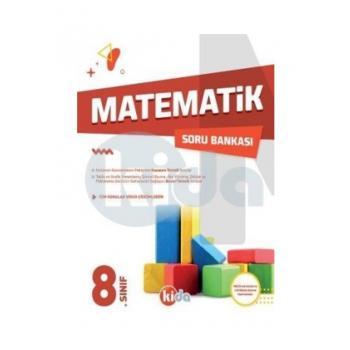 8.Sınıf Matematik Soru Bankası Kida Yayınları