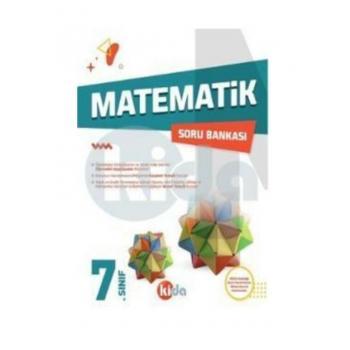 7. Sınıf Matematik Soru Bankası Kida Yayınları