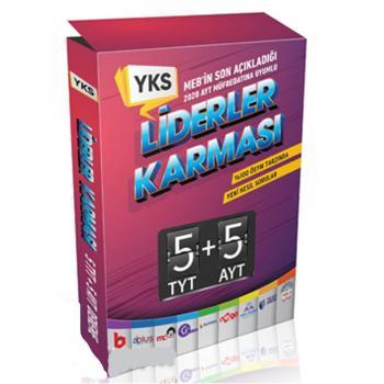 YKS Liderler Karması 5 TYT 5 AYT Deneme Sınavı