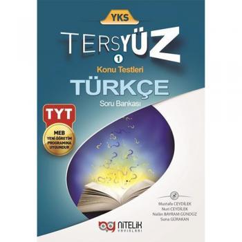 YKS Türkçe Tersyüz Soru Bankası Nitelik Yayınları