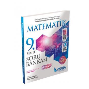 9. Sınıf Matematik Soru Bankası Muba Yayınları