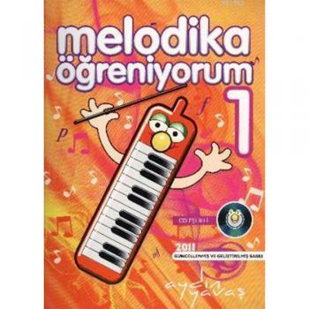 Melodika Öğreniyorum 1- Aydın Yavaş-Porte Müzik Eğitim Yayınları