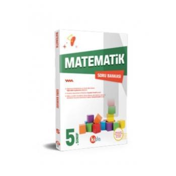 5. Sınıf Matematik Soru Bankası Kida Yayınları